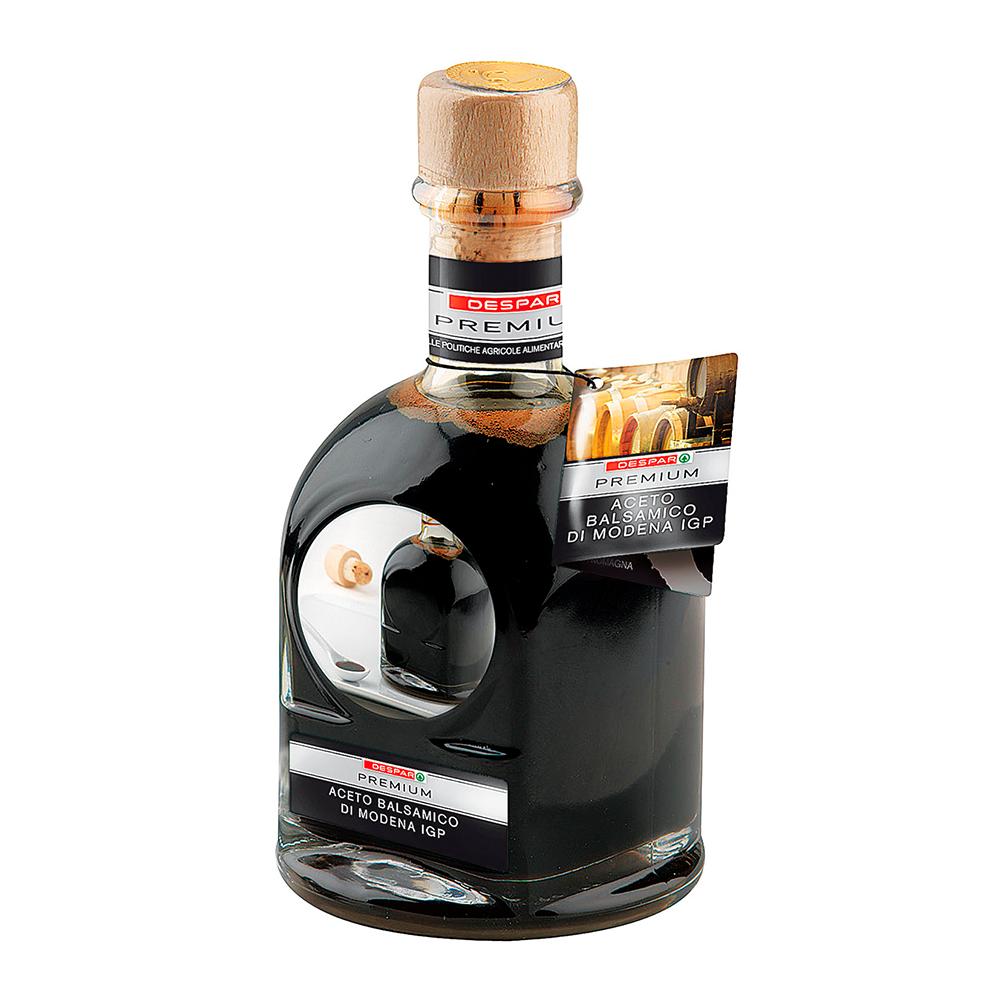 Aceto balsamico di Modena IGP linea prodotti a marchio Despar Premium, Despar Italia