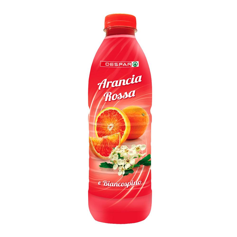 Arancia rossa e biancospino linea prodotti a marchio Despar, Despar Italia
