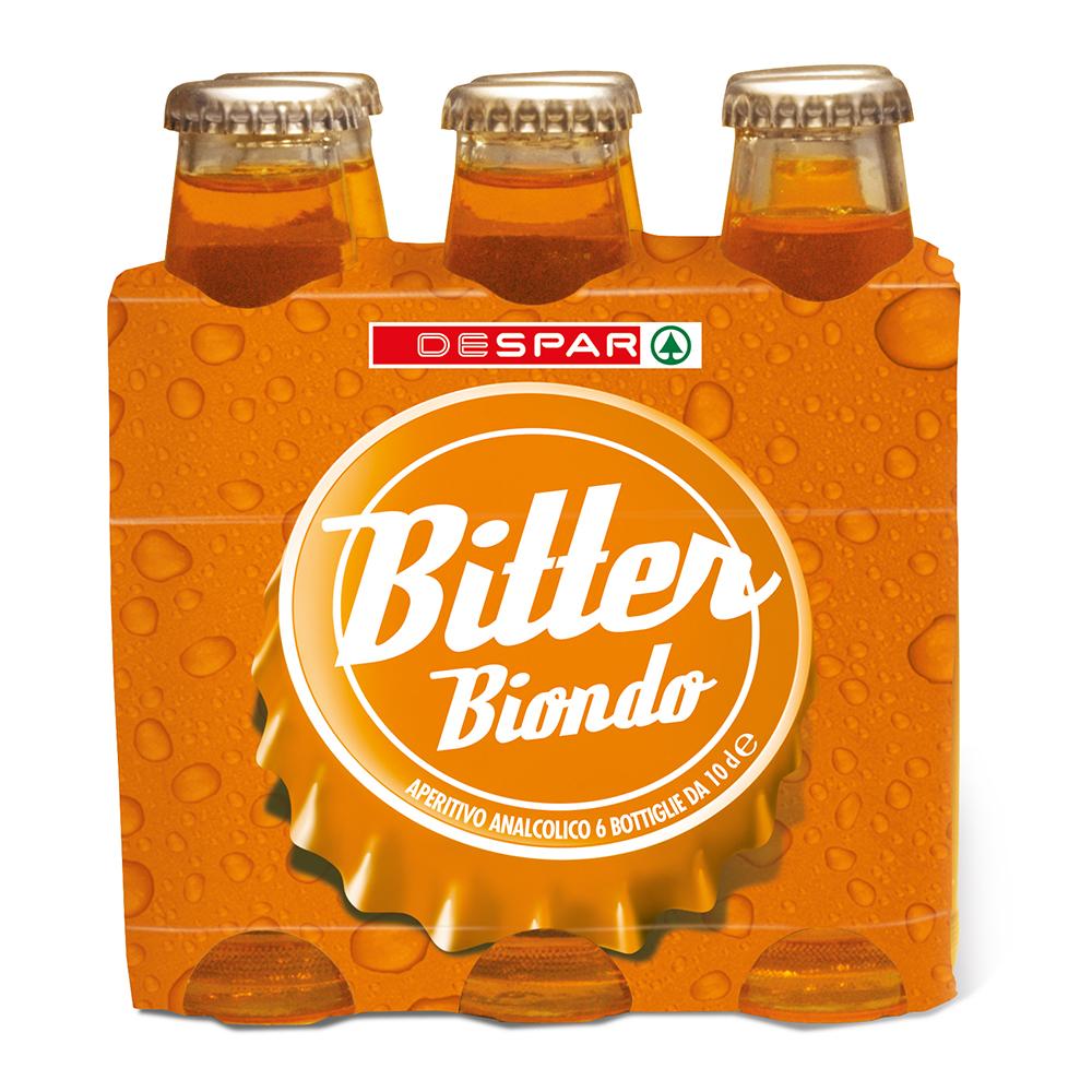 Bitter biondo linea prodotti a marchio Despar, Despar Italia