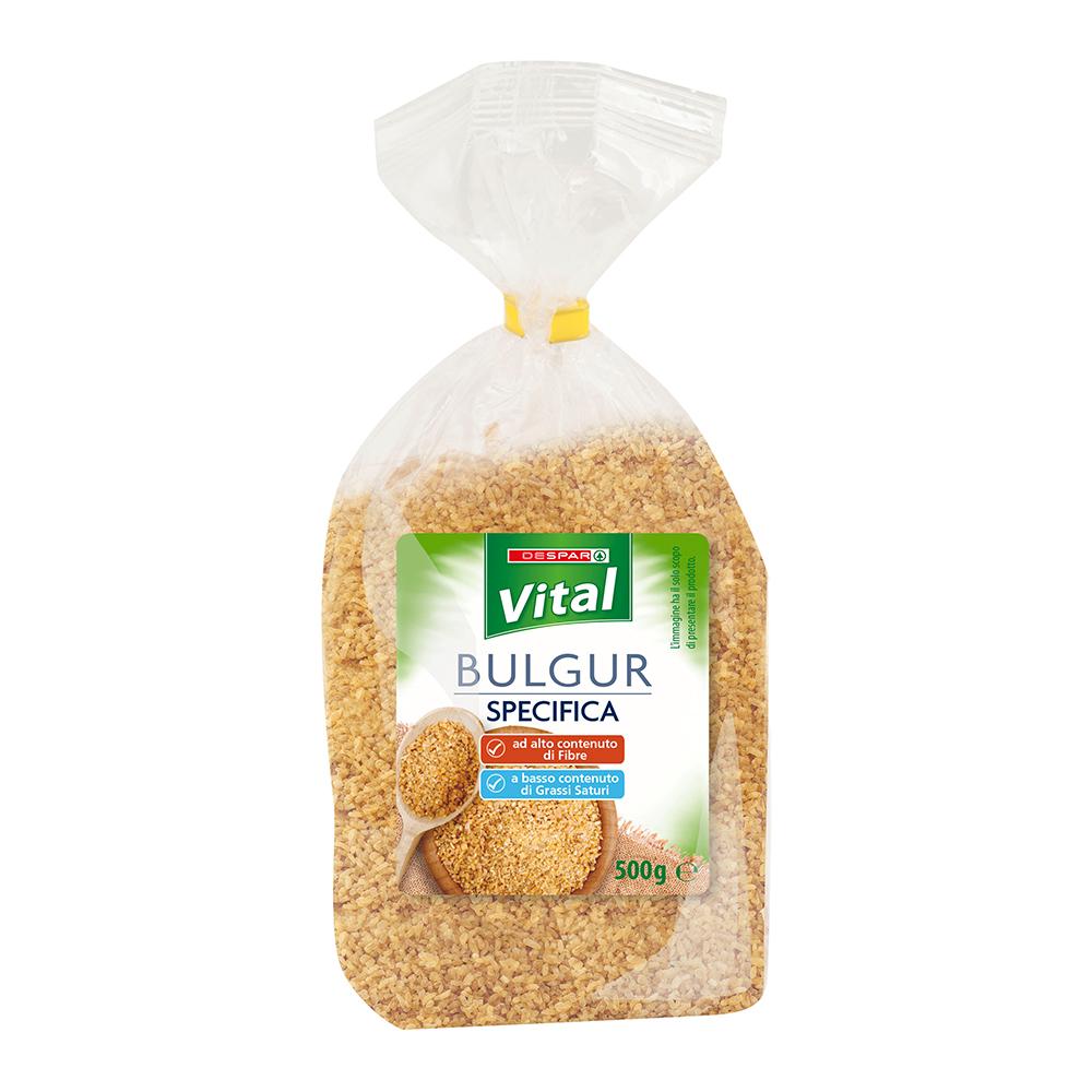 Bulgur specifica 500 g linea prodotti a marchio Despar Vital