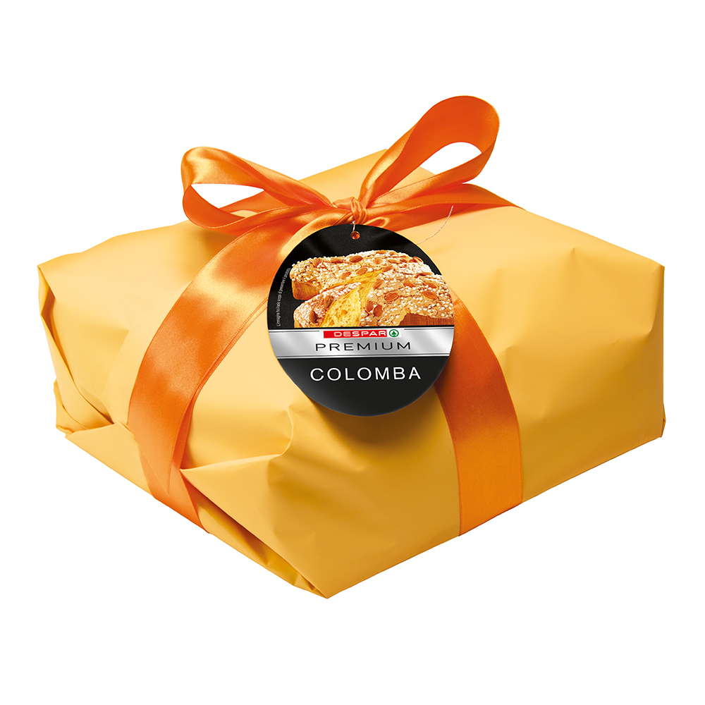Colomba linea prodotti a marchio Despar Premium, Despar Italia