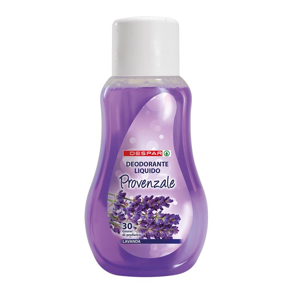 Deodorante liquido linea prodotti a marchio Despar, Despar Italia