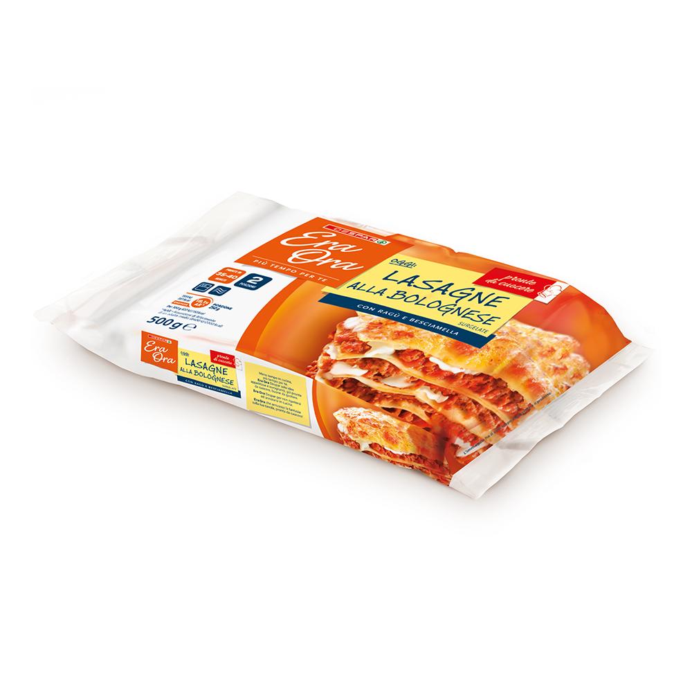 Lasagne alla Bolognese linea prodotti a marchio Despar Era Ora, Despar Italia