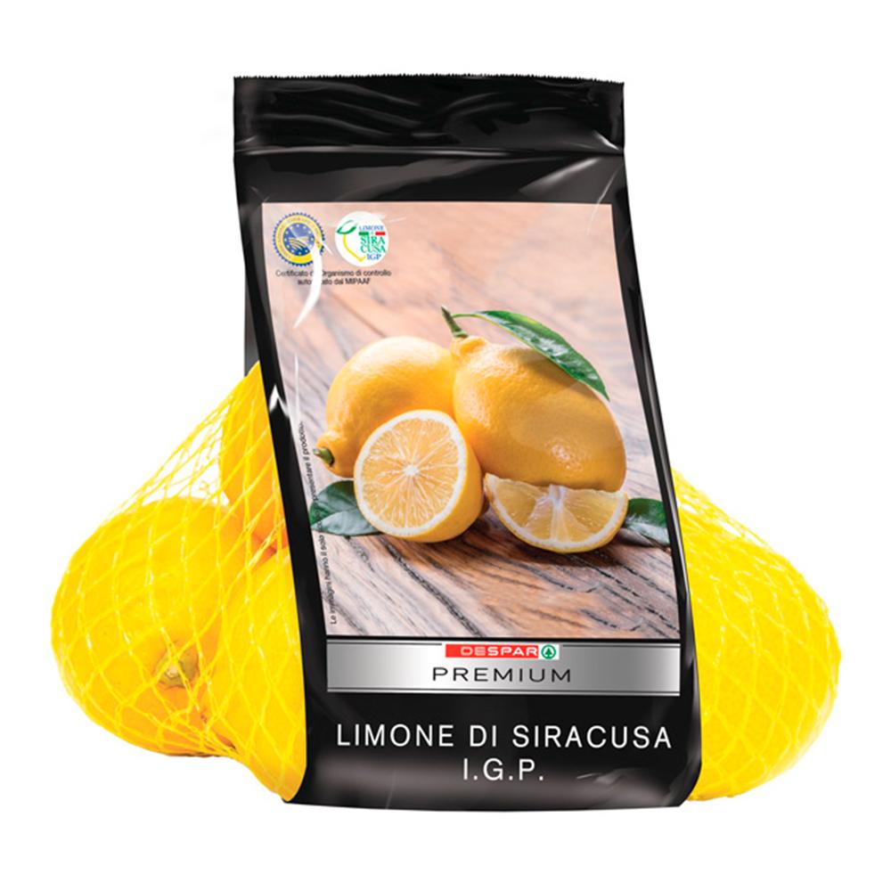 Limone di Siracusa linea prodotti a marchio Despar Premium, Despar Italia
