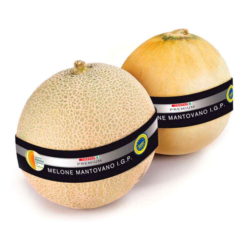 Melone mantovano linea prodotti a marchio Despar Premium, Despar Italia