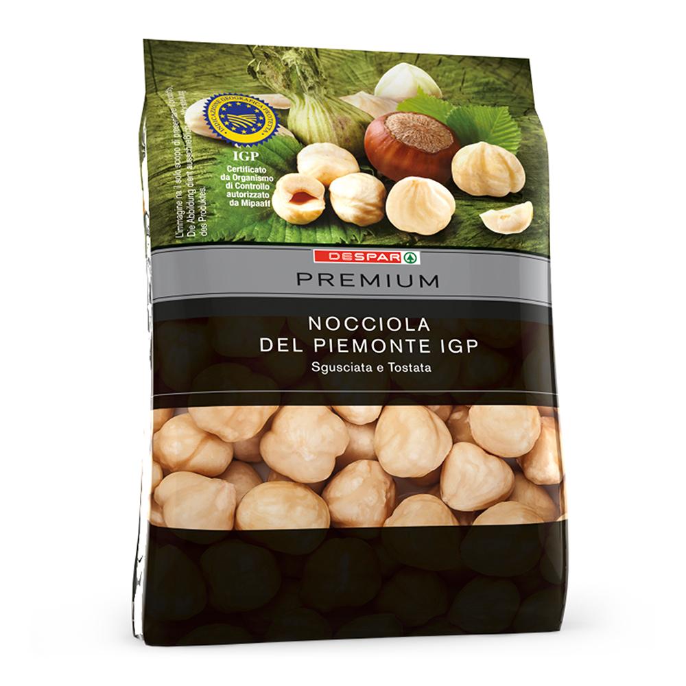 Nocciola del Piemonte linea prodotti a marchio Despar Premium, Despar Italia