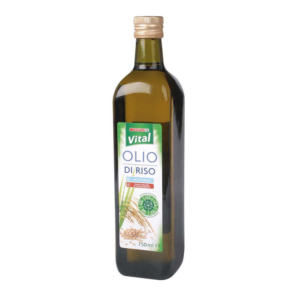 Olio di rosp 750 ml linea prodotti a marchio Despar Vital