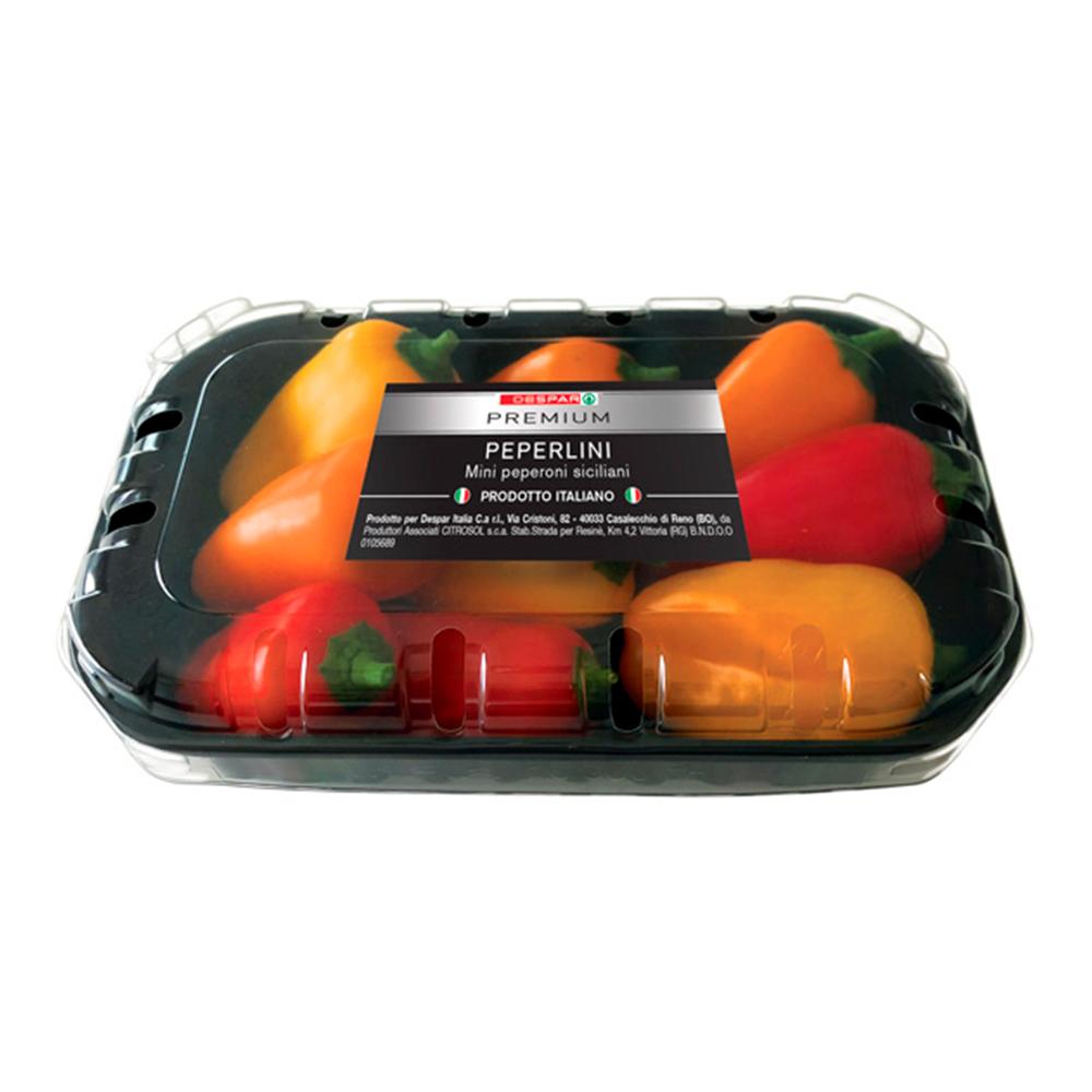 Peperlini linea prodotti a marchio Despar Premium, Despar Italia