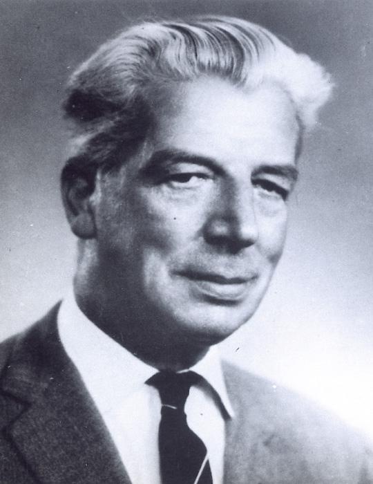 Adriaan Van Well, fondatore di Spar | Consorzio Despar Italia